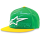 Green Seasoned Hat