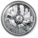 4 1/2 in. Pie-Cut Spotlights w/Chrome Bulb Cover - T42700