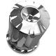 Chrome Deep Cut Re-Usable Oil Filter - 03-460