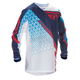 Red/White/Blue Kinetic Mesh Trifecta Jersey