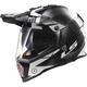 Black/Titanium/White Pioneer Trigger Helmet