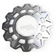 Rear Stainless Vee Brake Rotor - VR2103