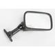 Black OEM-Style Replacement Rectangular Mirror - 20-86871