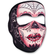 Sugar Skull Full Face Mask - WNFM082