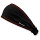 Black/Orange Coolskin Mini Doo-Z Headwrap - DZ015B-06