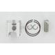 Pro-Lite Piston Assembly - 49.5mm Bore - 782M04950