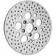 Rear 11.8 in. Stainless Steel Drilled Brake Rotor - 1710-1062