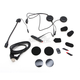 3S Bluetooth 3.0 Communicator System Modular Helmet Wired Boom Microphone Kit - 3S-WB