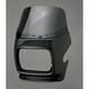 Black Large Rectangular GP Sportbike Fairing - 005000
