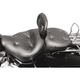 One-Piece Ultra Regal Touring Seats w/Black Studs - 75466