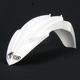 White Front Fender - KA04726-047