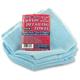 Light Blue Microfiber Towel - 88016