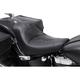 Black Leather MinimalIST Solo Seat - FA-DGE-0252