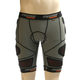 Black XC1 Base Armor Shorts