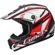 Youth Black/Red/White GM46.2 Traxxion Helmet