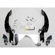 Batwing Black Trigger Lock Hardware - MEK1919