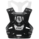 Youth Black Sentinel Pro Roost Deflector - 2701-0523