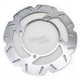Rear Stainless CX Extreme Vee Brake Rotor - MD6208CX