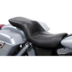 Black Leather LowIST 2-Up Seat - FA-DGE-0291