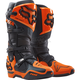 Black/Orange Instinct Boots