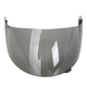 Smoke Single Lens Shield for GM54 Modular Helmets - 72-3411