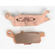Standard Sintered Metal Brake Pads - DP982