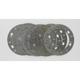 High-Performance Steel Clutch Plate Kit - DPHK514