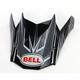 Black/Grey Visor for the Race SX-1 Helmet - 7071387