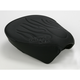12 in. Wide Pillion Pad w/Flame Stitching - 0801-0468