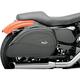 Cruisn Teardrop Saddlebags - 3501-0455