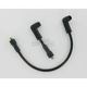 Custom Suppression 8.8mm Black Plug Wire Set - 172071K