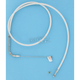 Custom Sterling Chromite II Designer Series Braided Throttle Cables - 3321