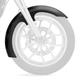 Slicer Tire Hugger Series Front Fender for 16 in., 17 in. & 18 in. Wheels - 1401-0259