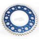 Blue Rear Twin Ring Sprocket - 1500-520-48GPBU