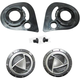 Ratchet and Cover Set for FX-55 Helmets - 0133-0753