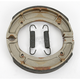 Asbestos Free Sintered Metal Brake Shoes - 9127