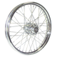 Chrome 21x2.15 40 Spoke Front Wheel - 51641