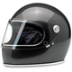 Gloss Metallic Charcoal Gringo S Helmet