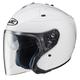 White FG-Jet Helmet