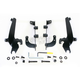 Night Shades Black No-Tool Trigger-Lock Hardware Kit for Sportshields - MEB8918