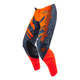 Youth Orange/Gray Flexion GP Vert Pants