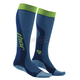 Blue/Green MX Cool Socks