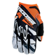 Orange MX1 Gloves