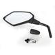 Black OEM Rectangular Mirror - 20-49202