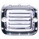 Chrome Dimpled Front Master Cylinder Cover - C1159-C