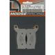 Sintered Metal Brake Pads - 1721-0838