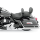 Black Studded Super Solo Seat w/Removable Driver Backrest - 79448