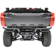 Black Powdercoat Rear Bumper - 0530-1330