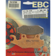 Double-H Sintered Metal Brake Pads - FA197HH