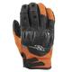 Orange/Black Power and The Glory Mesh Gloves